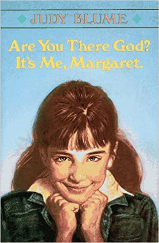 Image result for are you there god it's me, margaret original cover