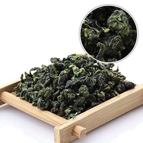 GOARTEA® 1000g (35.2 Oz) Organic Nonpareil Supreme Fujian Anxi High Mount. Tie Guan Yin Tieguanyin Iron Goddess Chinese Oolong Tea by GOARTEA
