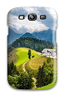 Justin Landes's Shop 4152844K67527648 High Quality Landscape Tpu Case For Galaxy S3