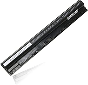 M5Y1K New Laptop Battery for Dell 3451 3551 3552 3567 5551 5552 5558 5559 5758 Vostro 3458 3558 Inspiron 14 15 3000 Series 451-BBMG VN3N0 Laptop Battery (14.8V 40WH 4-Cell)
