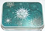 '' Pretty Snowflake'' Gift Card Tins by Lindy Bowman * 3 Pack*