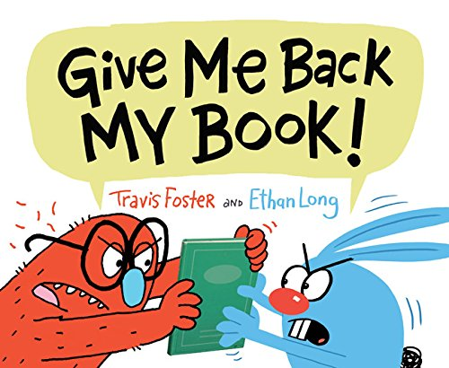 Download Give Me Back My Book! pdf epub