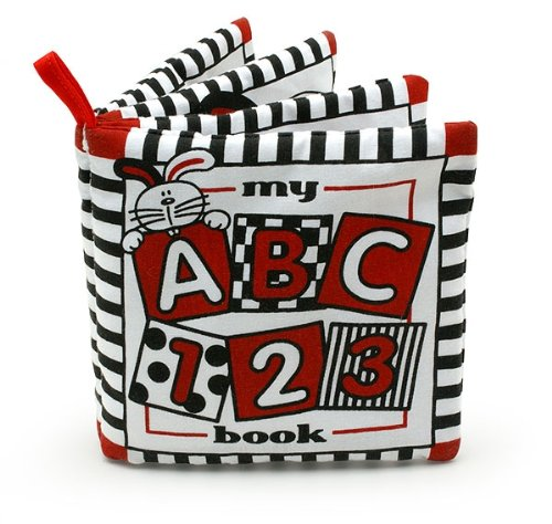 Babys First ABC Cloth Book
