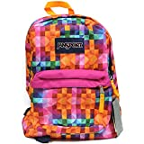 Classic Jansport Superbreak Backpack (Multi Spectrum (T50101Z))