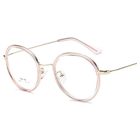 L.L.QYL Gafas Gafas de Sol de Corte Ligero Azul Gafas para ...