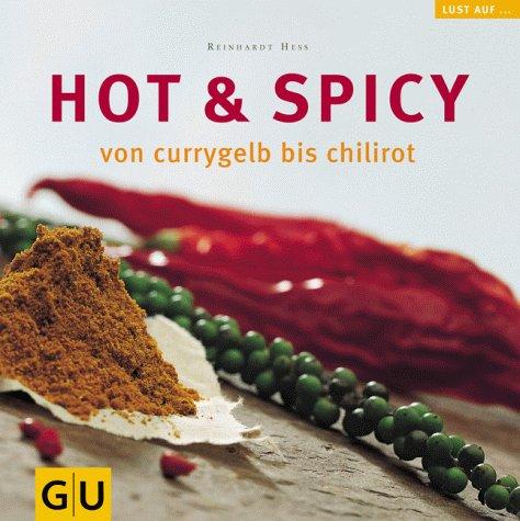 Hot & Spicy von currygelb bis chilirot (GU Altproduktion)