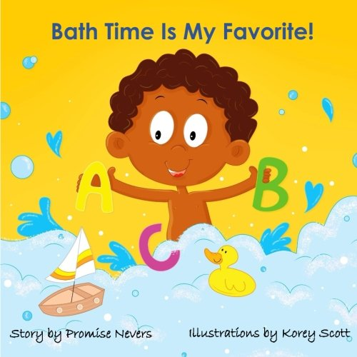 Search : Bath Time Is My Favorite!