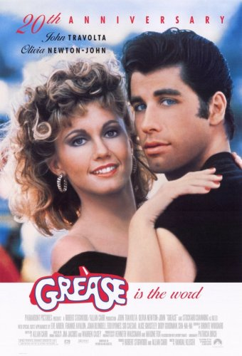 Grease  - 11 x 17  - Style A