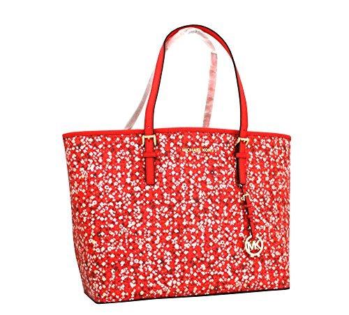 Michael Kors Orange Handbag - 9