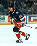Autograph Warehouse 33495 Wayne Gretzky Unsigned 8 x 10 Photo New York Rangers Image No. 1
