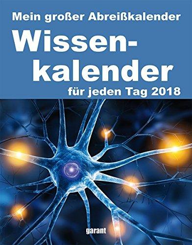 Abreißkalender Wissen 2018