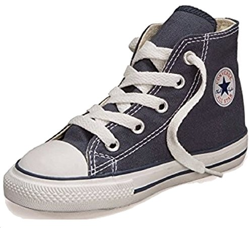 bambini Taylor High Marino Blu Top Converse Chuck Star per Scarpe Toddler Blu All X5v6w6qz