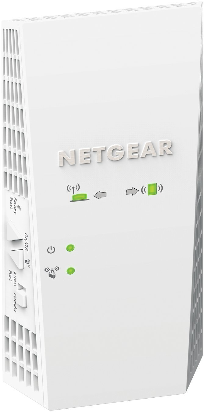 NETGEAR AC2200 Mesh WiFi Extender, Seamless Roaming, One WiFi Name, Works with Any WiFi Router. Create Your own Mesh WiFi System (EX7300) (Certified Refurbished) by NETGEAR (Image #2)