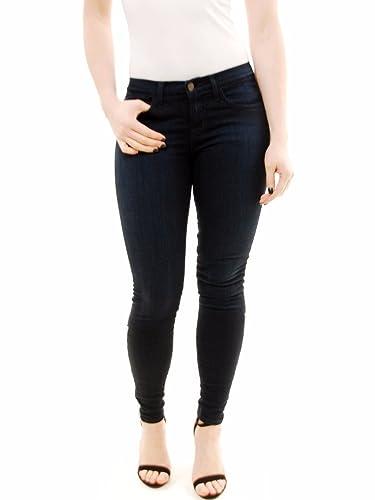 J Brand Mujer Patsy Mediados De Jewel Cremalleraper Jeans 8410C032