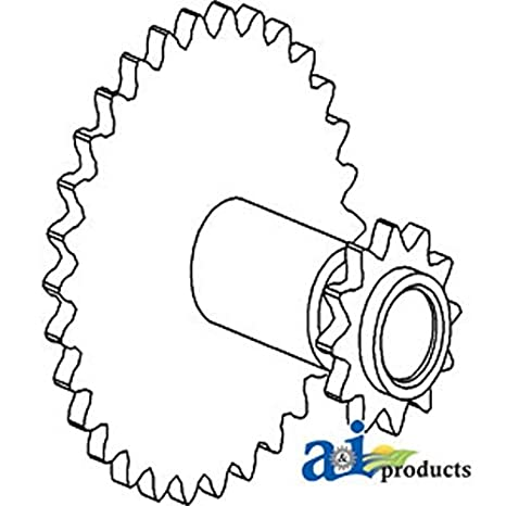 Amazon Com Sprocket Idler Thresher Area