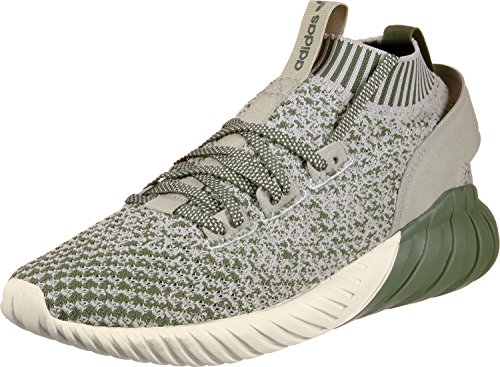 Adidas Unisex-voksen Rørformet Sok Doom Primeknit Sneakers, Grøn, Grøn Eu (verbas / Sesamo / Blatiz 000)