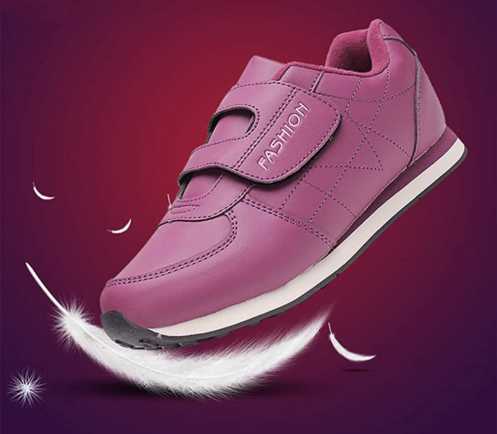 97c784cf347 Scennek Middle-Aged Ladies Autumn and Winter Light Travel Shoes Non-Slip Sneakers  Casual Walking Shoes  Amazon.co.uk  Shoes   Bags