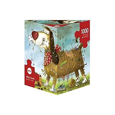 Heye Puzzle Vita Da Cani 1000 Pezzi 29491