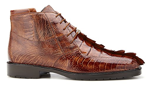 - Belvedere Barone Genuine Hornback and Genuine Ostrich Boot 11
