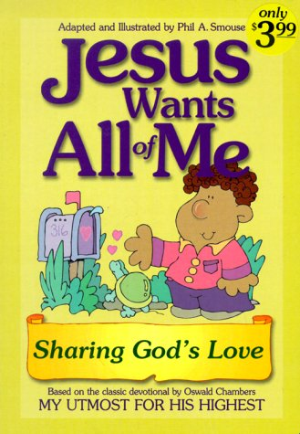 Jesus Wants All of Me: Sharing God