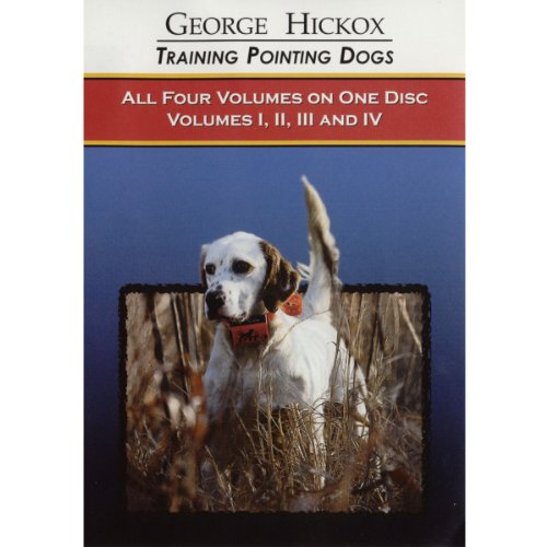 D.T. Systems Training Pointing Dogs Dvd Collection of Volumes 1 to 4 ()