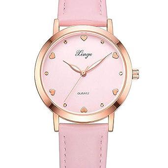 mujeres Relojes, moeavan cuarzo Relojes de las mujeres, räumungs de amor de corazón de analógico para ...