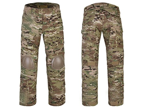 New Mens Camouflage Bdu Pants - 5