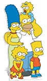 Fan Pack - The Simpsons Family Lifesize Cardboard Cutout / Standee - Includes 8x10 (25x20cm) Star Photo