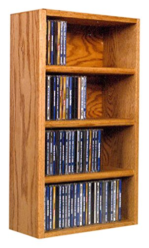 The Wood Shed 403-1 U Solid Oak Storage Cabinet, Unfinished