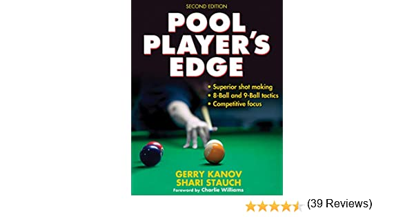 Kanov, G: Pool Players Edge: Amazon.es: Kanov, Gerry D., Stauch ...