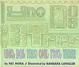 Uno, Dos, Tres, Pat Mora, 0395672945