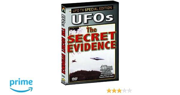 Amazon com: UFO's The Secret Evidence, UFO TV Special