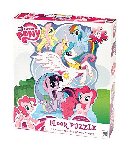 Puzzle (46-Piece) (My Little Pony Puzzles)