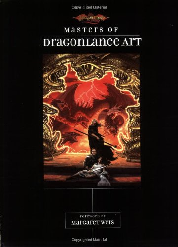 Masters of Dragonlance Art (Dragonlance: Artbooks)