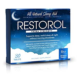 list of natural sleep aids