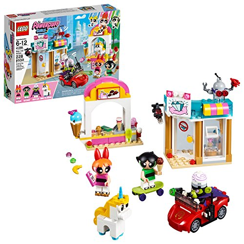 LEGO The Powerpuff Girls Mojo Jojo Strikes 41288 Building Kit (228 Piece)]()