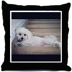 """CafePress Sadie 5 - Decor Throw Pillow (18""""x18"""")"""