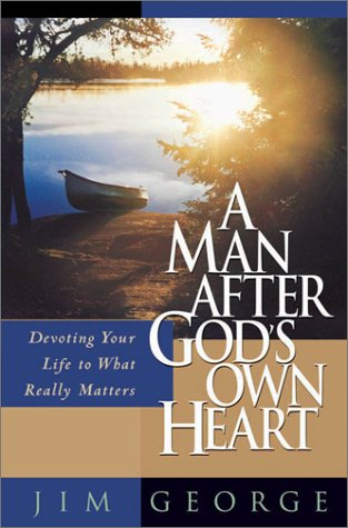Cover of A Man After God's Own Heart