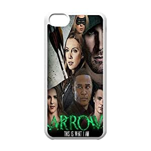 James-Bagg Phone case Super Hero Green Arrow Protective Case For ipod touch 4 touch 4 Style-13