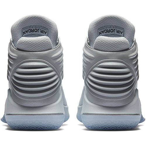 Jordan Air Xxxii, Scarpe da Fitness Uomo Multicolore (Pure Platinum/Hyper 007)