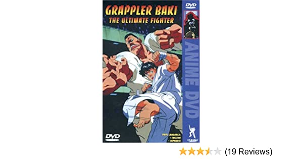 Amazon Grappler Baki Movies TV