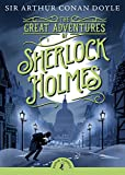 img - for The Great Adventures of Sherlock Holmes (Puffin Classics) book / textbook / text book