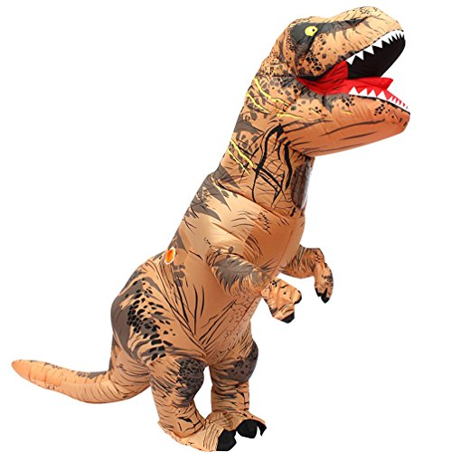 Used, Tricandide Inflatable Dinosaur T-REX Adult Halloween for sale  Delivered anywhere in Canada