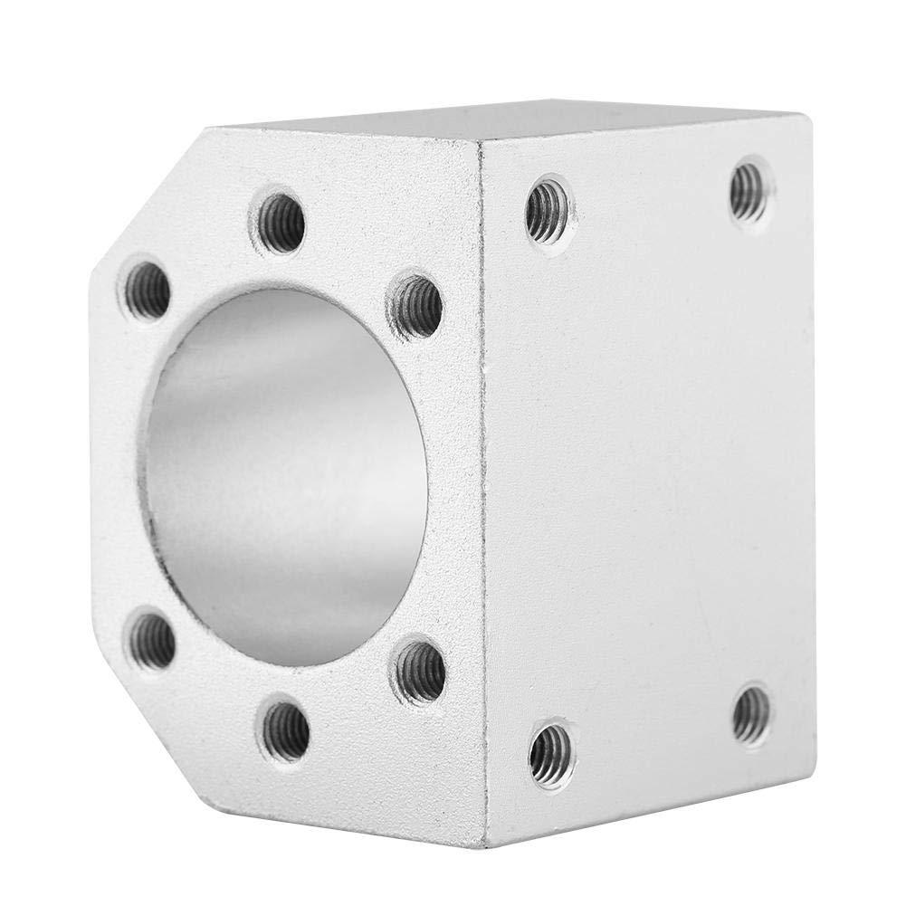 Bo/îtier /écrou /à vis /à billes DSG16H Bo/îtier /écrou /à vis /à billes Support de support de si/ège Dia 28mm pour accessoire CNC SFU1604 1605 1610