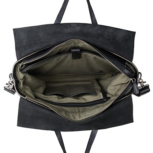 DuDu One Women's Shoulder Bag Size Women's Black black DuDu dcWfnz