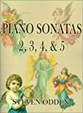 Piano Sonatas 2, 3, 4 and 5, Steven Odden, 1588200655