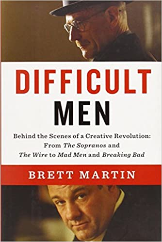 3c94b554fc3 Difficult Men  Behind the Scenes of a Creative Revolution  From the  Sopranos and the Wire to Mad Men and Breaking Bad - Livros na Amazon  Brasil- ...