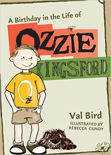 Book A Birthday in the Life of Ozzie Kingsford: Bk. 1