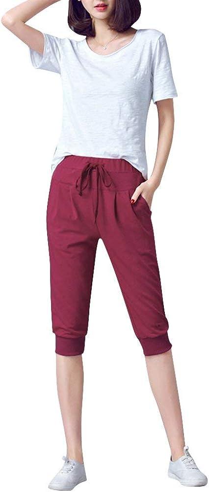 Pantalones Harem Deportivos Autocultivo Pantalones Cortos De ...