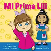 Mi Prima Lili (My Cousin Lili - Spanish Book) (Spanish Edition)